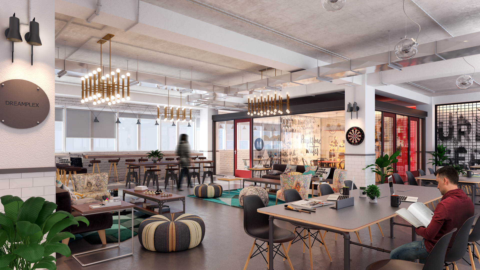 design your own office space. Coworking-Office-Space-Marketing-Consultant Design Your Own Office Space U